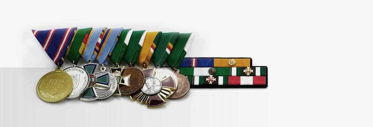 Ordensspange - Schmuckstück für Ihre Ehrenverleihung