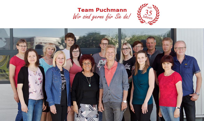 Mitarbeiter Firma Puchmann